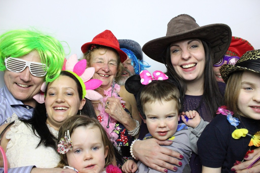 Family Photo Booth